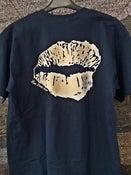 Image of Navy Blue Kaua'i Kiss T-Shirt