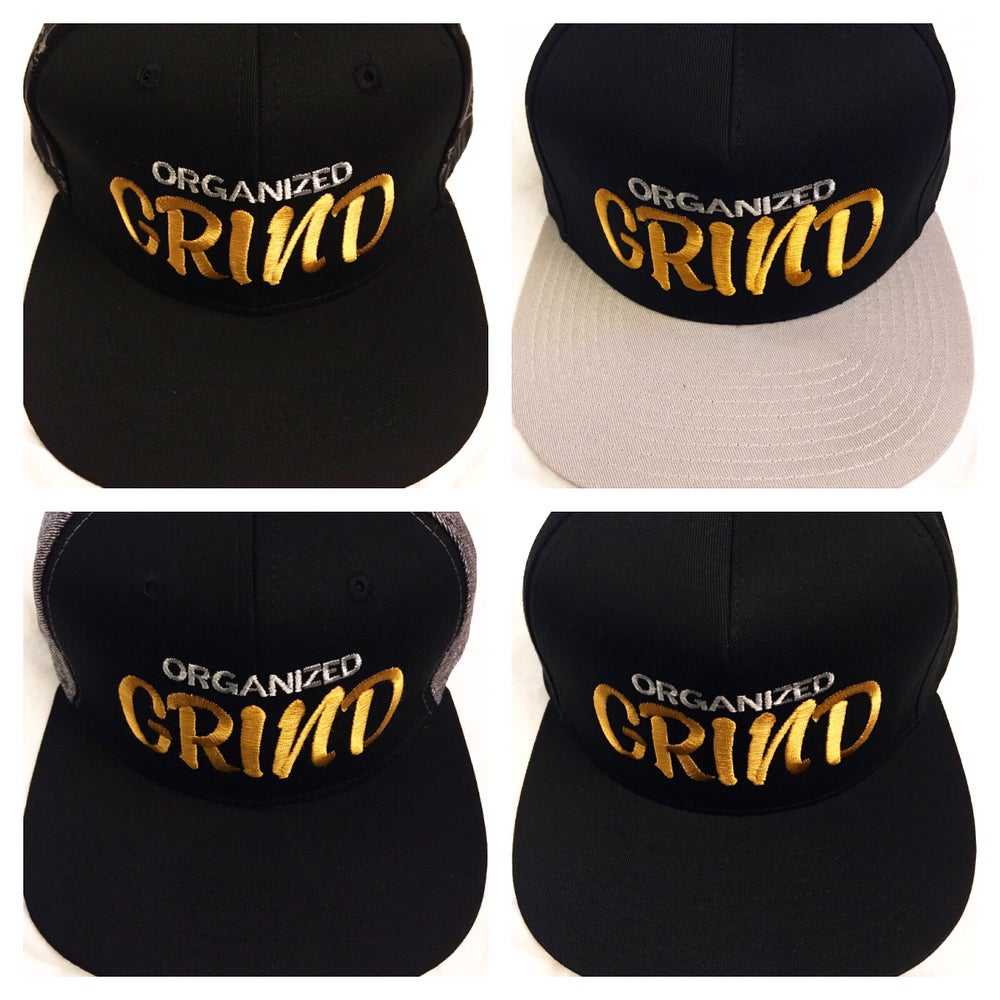 Image of OG Gold Stitch Cap$