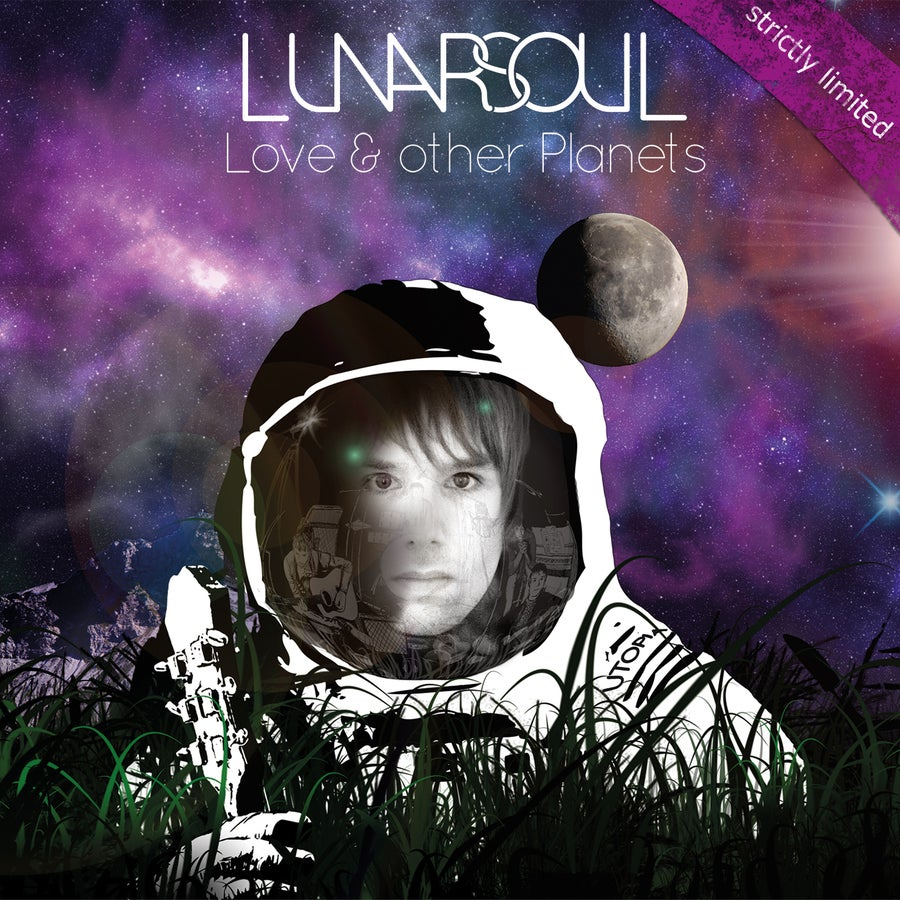 Image of Love & other Planets (CD)