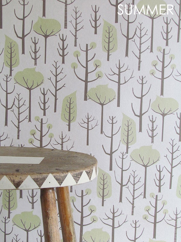 Image of Wallpaper Sample: Wolfgang's Woods