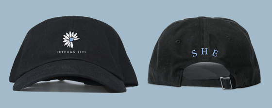 Image of She. - Letdown Hat (LIMITED EDITION)