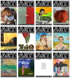 Image of Subscription to Art Map Burlington