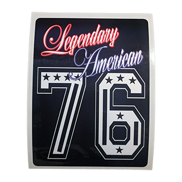 Image of Legendary American Liberty sticker