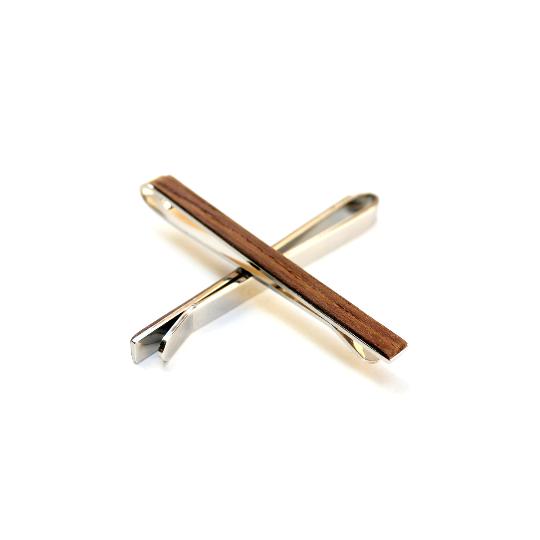 Image of TIMBER Woodskin Steel Tie Bar