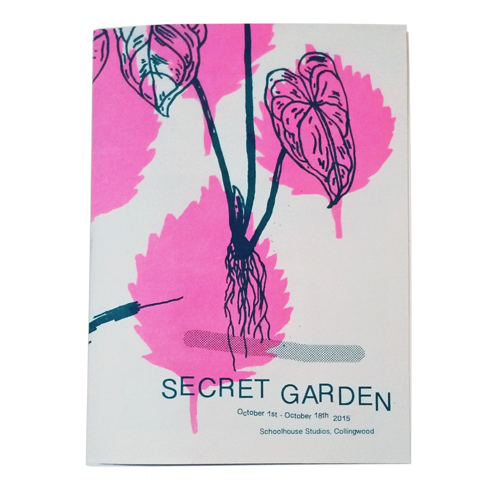 Image of Secret Garden Catalogue