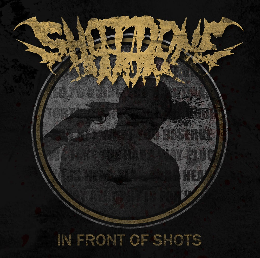Image of 'In Front Of Shots' EP