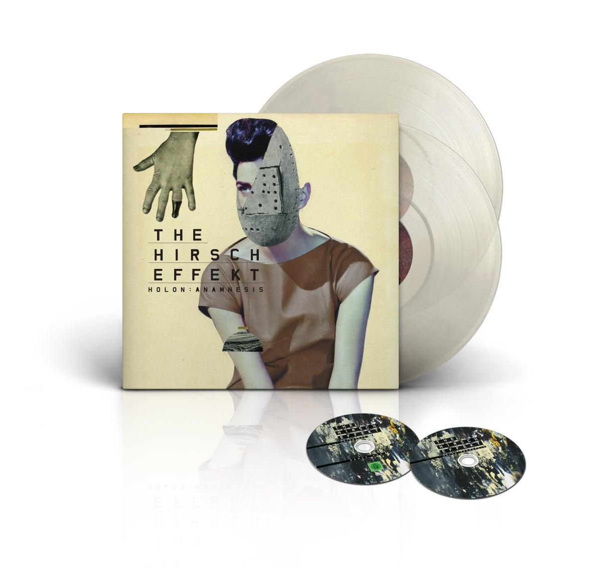 "Image of The Hirsch Effekt ""Holon: Anamnesis"" 2LP+CD+DVD"