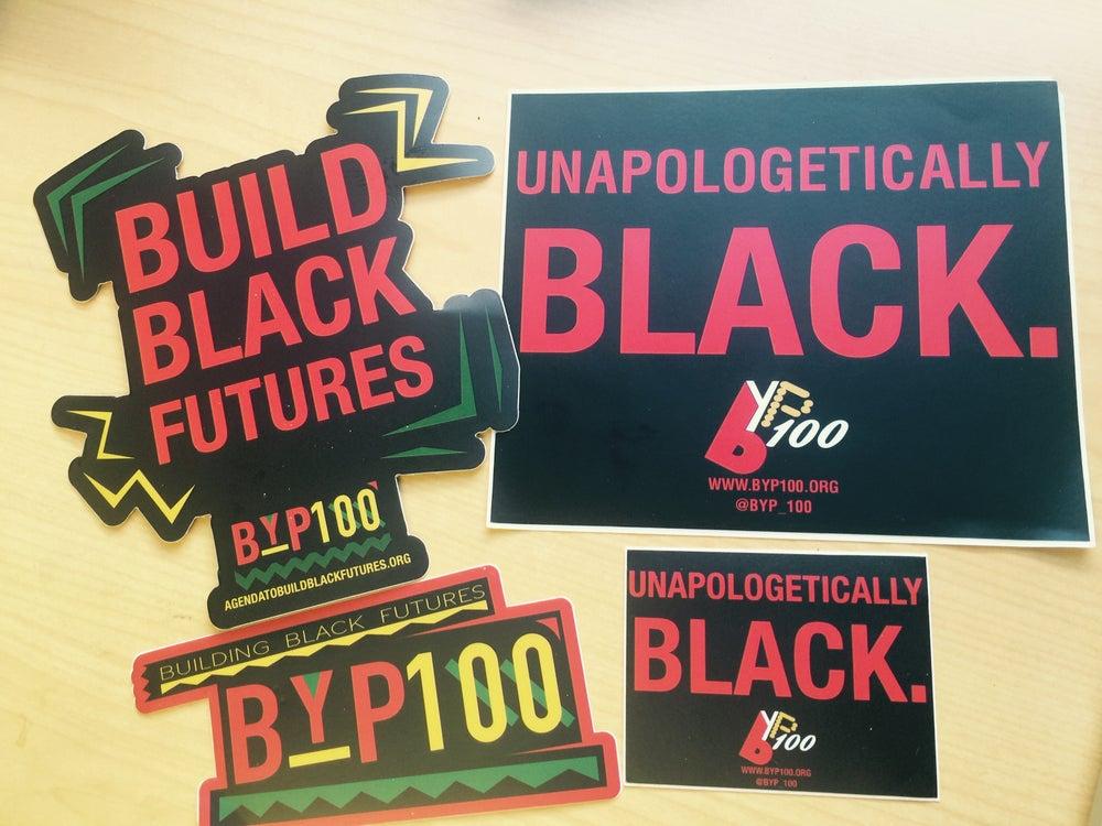 Image of BYP100 Sticker Set