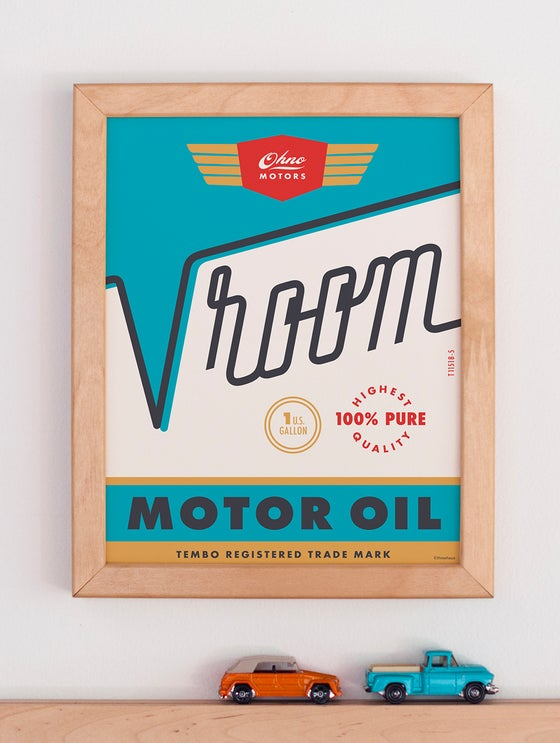 Image of Ohno Vroom Motor Oil