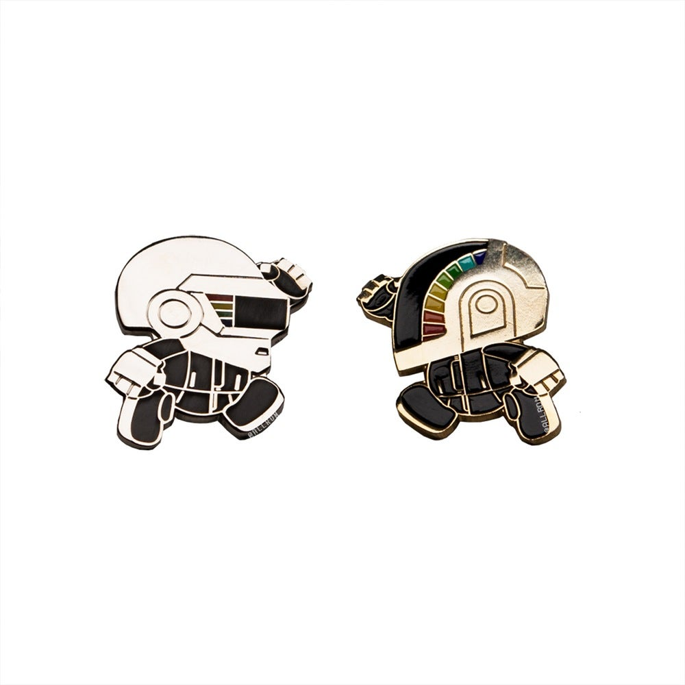 Image of Daft Jump Pin Set