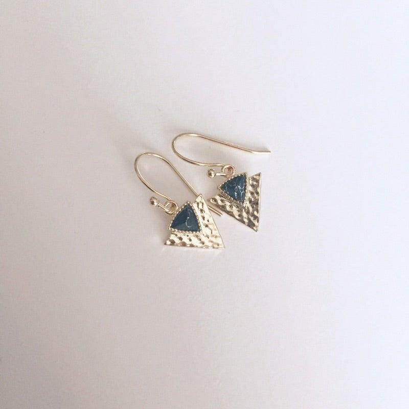 Image of Arrowhead Earrings