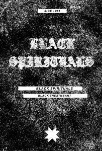 "Image of Black Spirituals ""Black Treatment"" cassette"