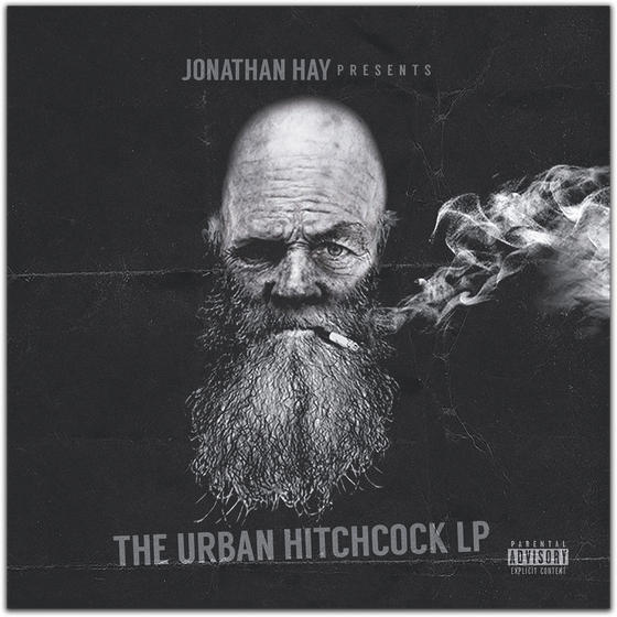 Image of The Urban Hitchcock LP <br> [OFFICIAL RELEASE]