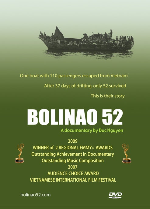 Image of BOLINAO 52 HOME USE DVD