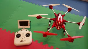 Image of Pathfinder 2.0  - R/C Quadcopter