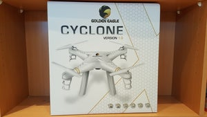 Image of The Cyclone - R/C Quadcopter
