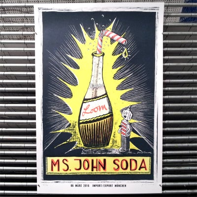 Image of MS. JOHN SODA