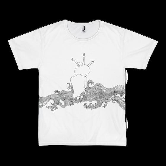 Image of mama makin' waves : og