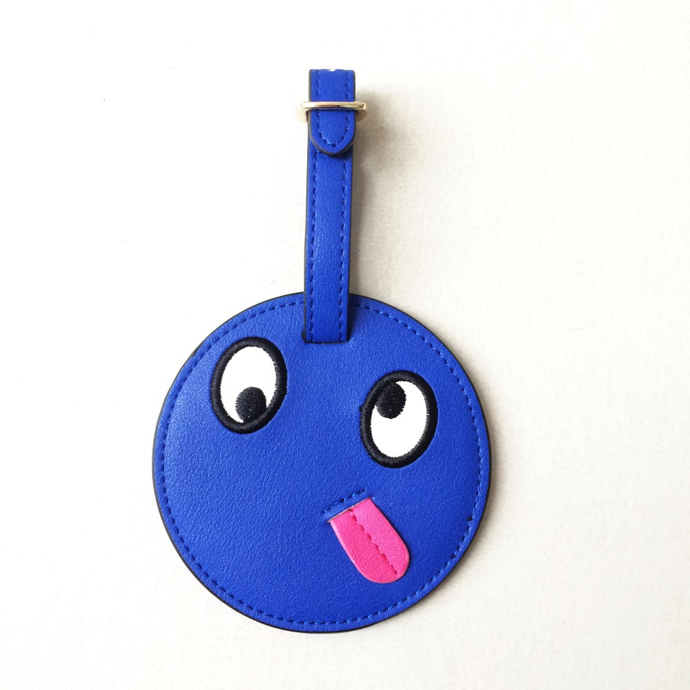 Image of Tongue Out Poop Bag Holder