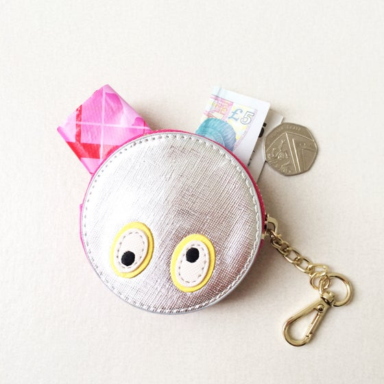 Image of Wink Poop Bag Holder & Coin Purse