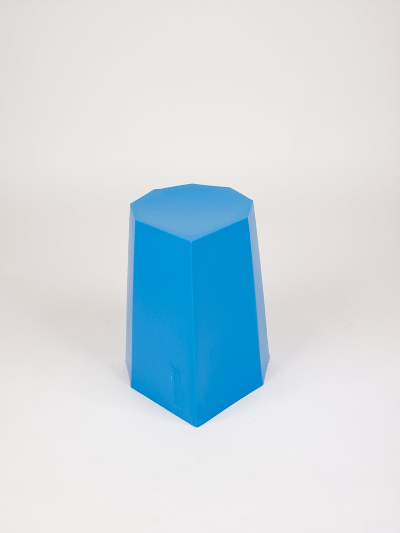 Image of Arnold Circus Stool Boat Blue