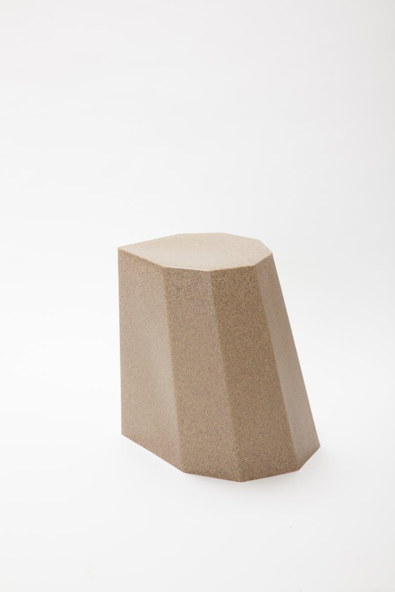 Image of Arnold Circus Stool Sandstone