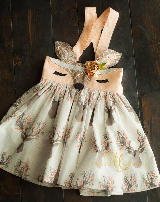 Image of Emily Deer Dress