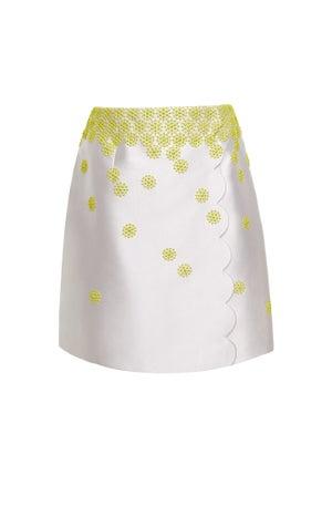 Elderberry Skirt $565 - Melissa Bui