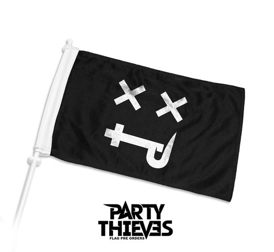 Image of THEFT NATION FLAG