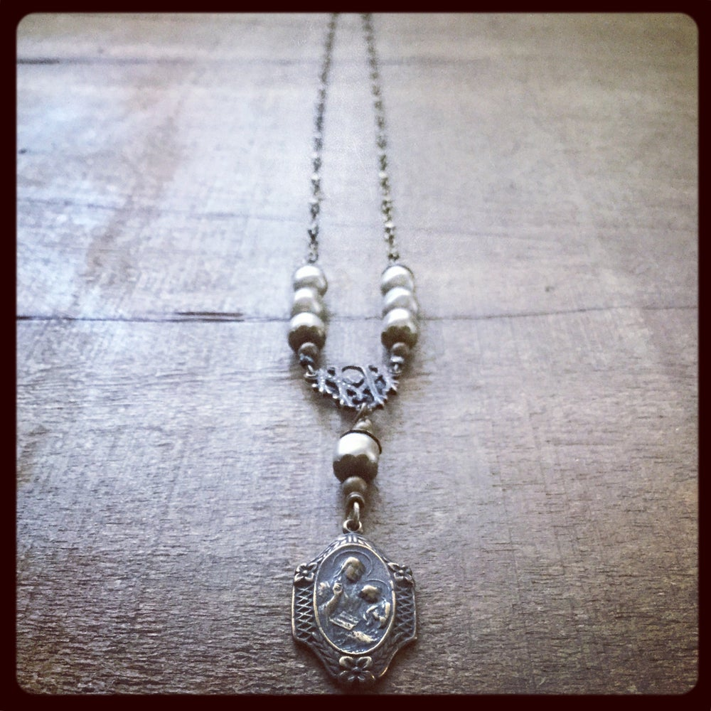 Image of ST. ANNE Necklace
