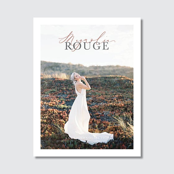 Image of Magnolia Rouge Weddings Issue 13
