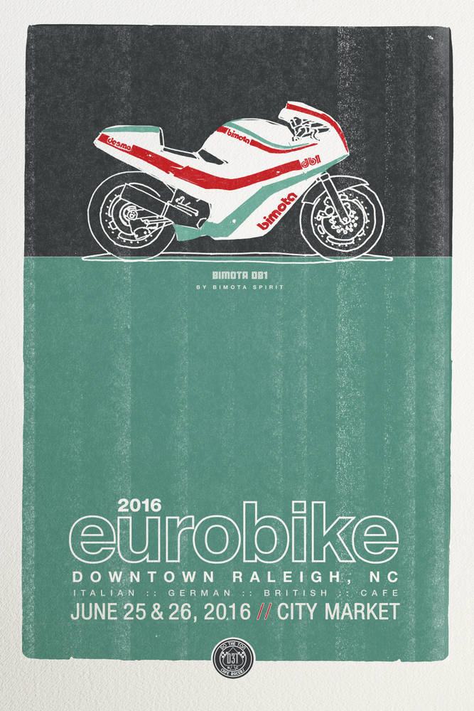 Image of Eurobike 2016 Event Poster