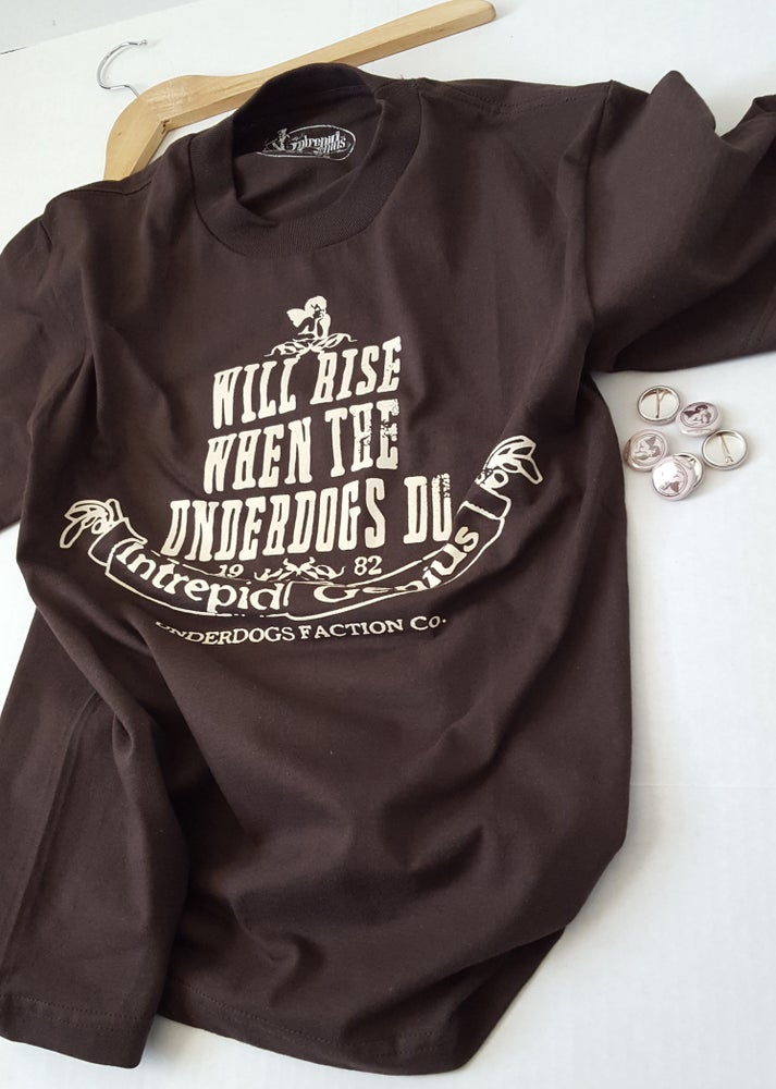 Image of Underdogs Rise Tee