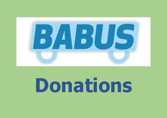 Image of BABUS Donation