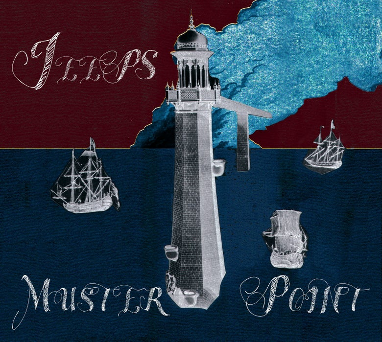 Image of Muster Point CD album