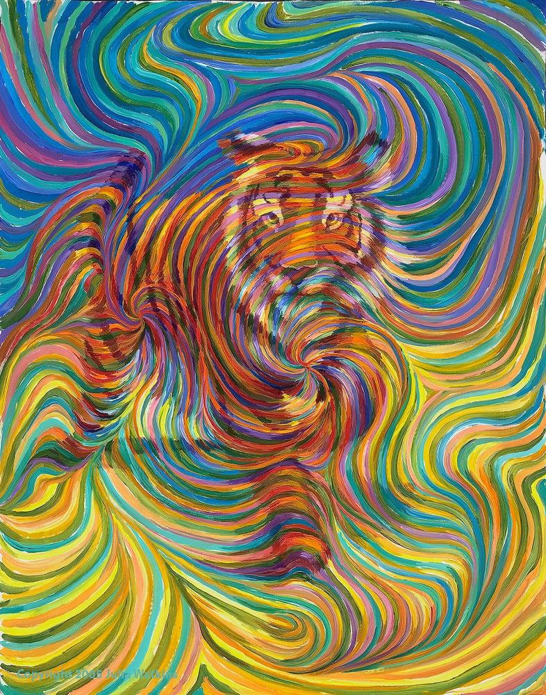 Image of Tiger Totem