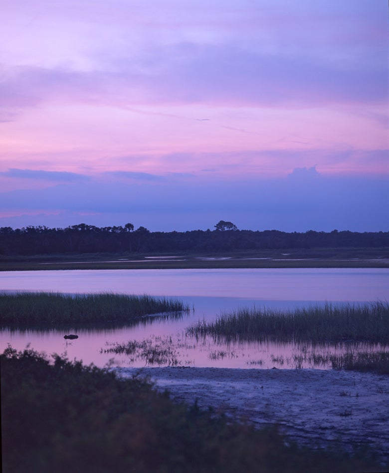 Image of Kiawah sunset