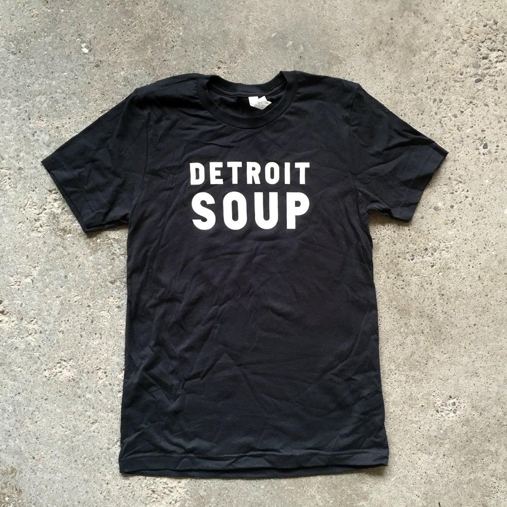 Image of Detroit SOUP T-Shirt
