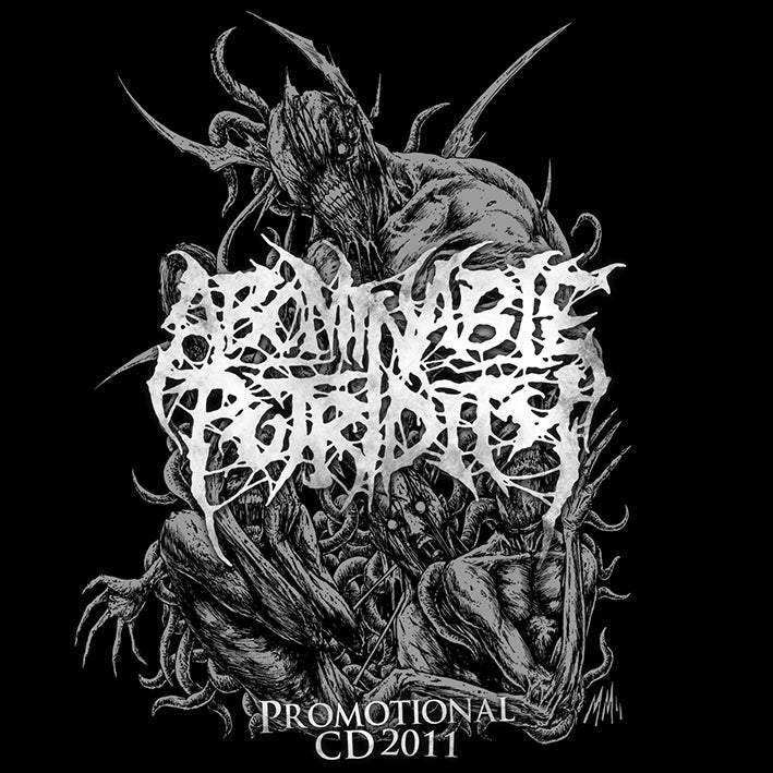 Image of Abominable Putridity - Promotional CD 2011
