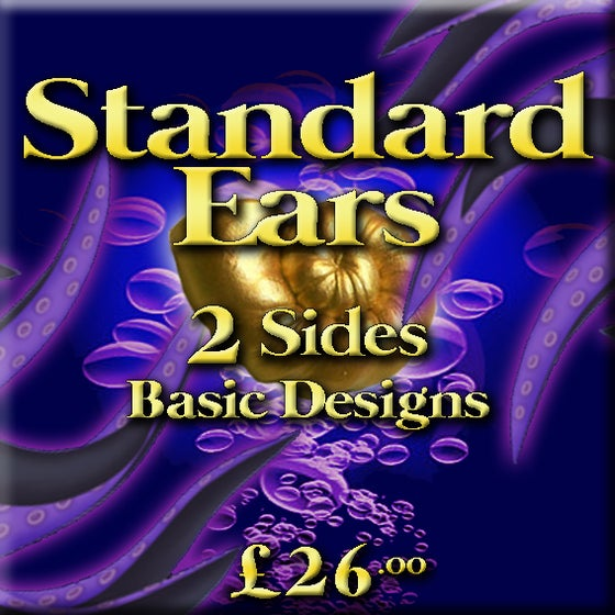 Image of Standard Custom Ears