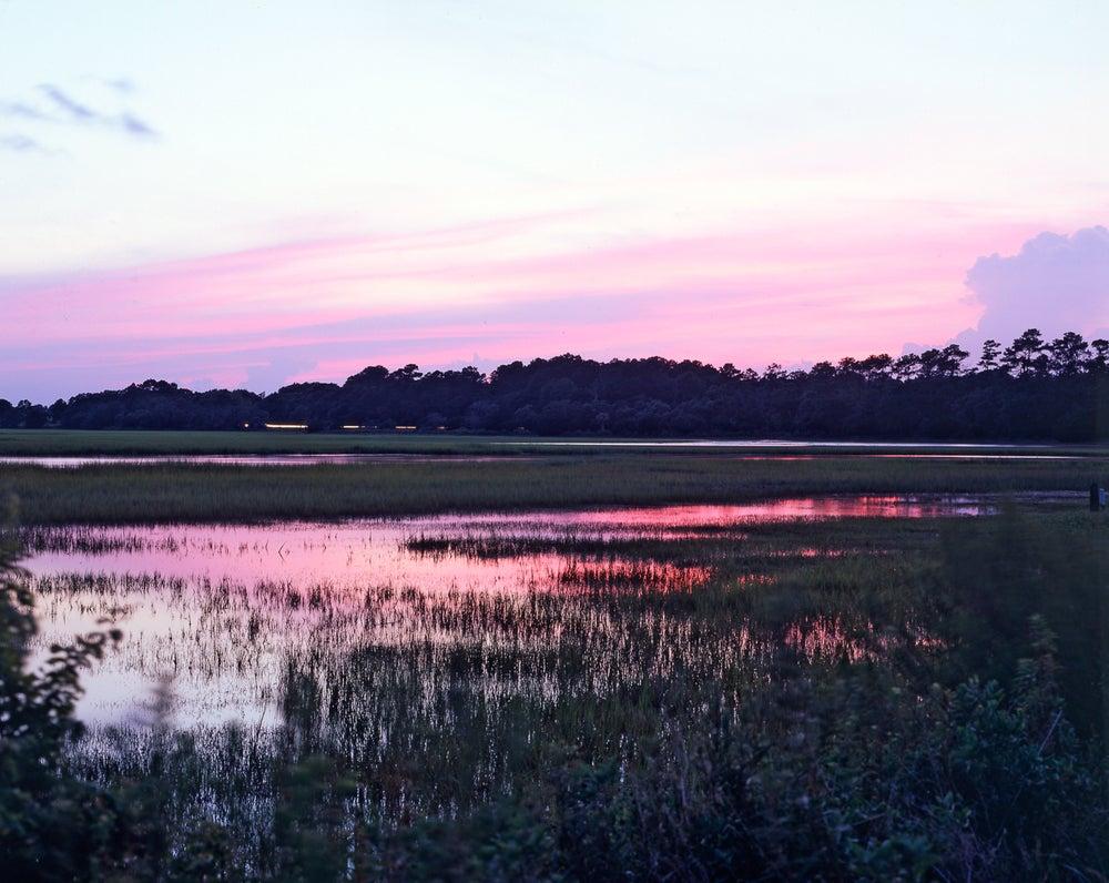 Image of Kiawah Sunset on the Marsh