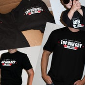 Image of Top Gun Day - I Was Inverted T-Shirt