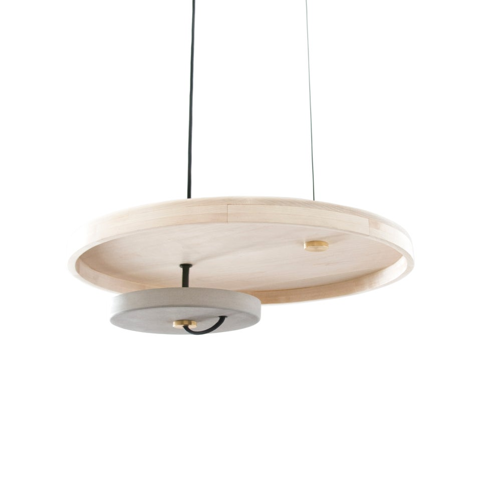 Image of Disc Pendant Light