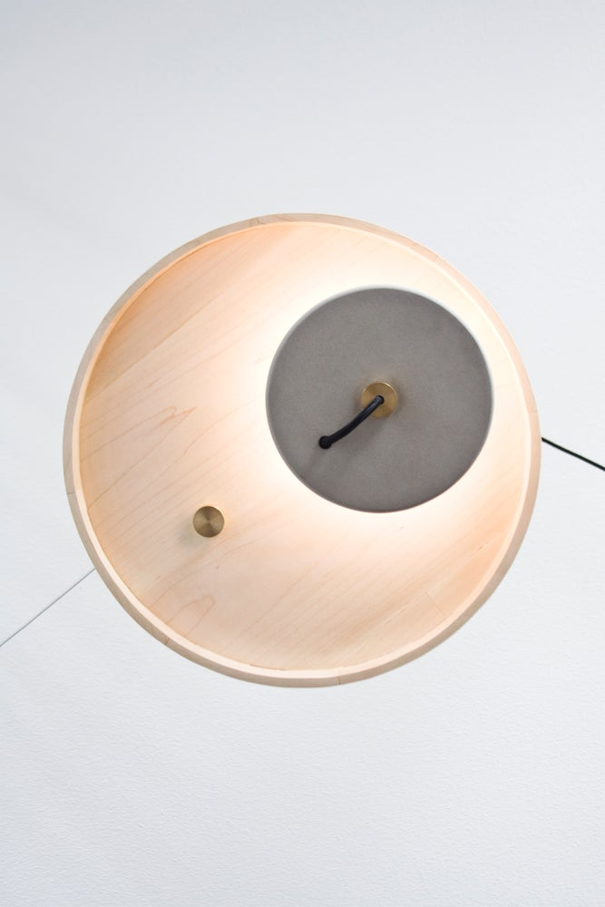 Image of Disc Pendant Light