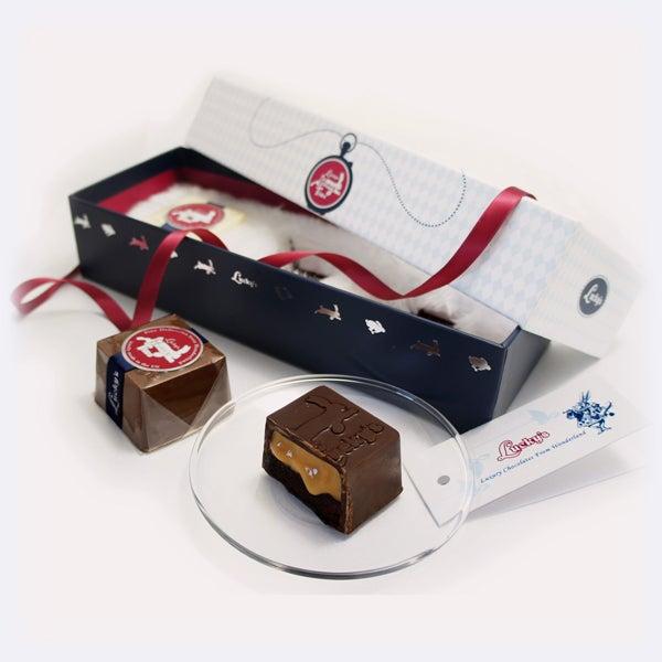 Image of White Rabbit 'Luxury Milk Chocolate Gift Box'