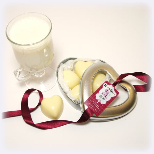 Image of Queen of Hearts 'Melting Hearts Hot Chocolate Drink'