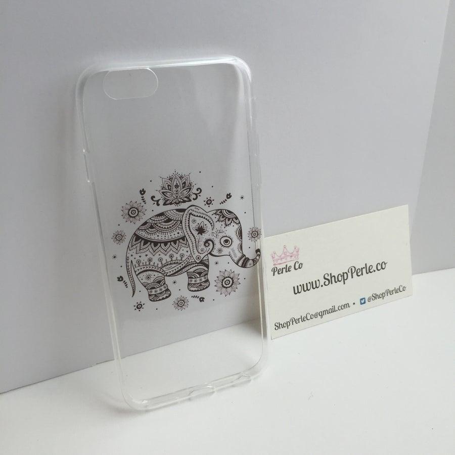 Image of Elegant Elephant iPhone 6 Case