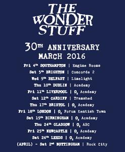 Image of 30th Anniversary Tour T-Shirt