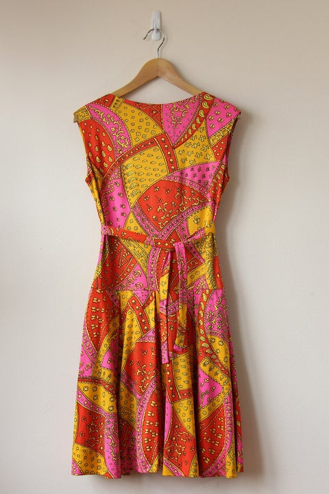 Image of Paisley Fields Dress