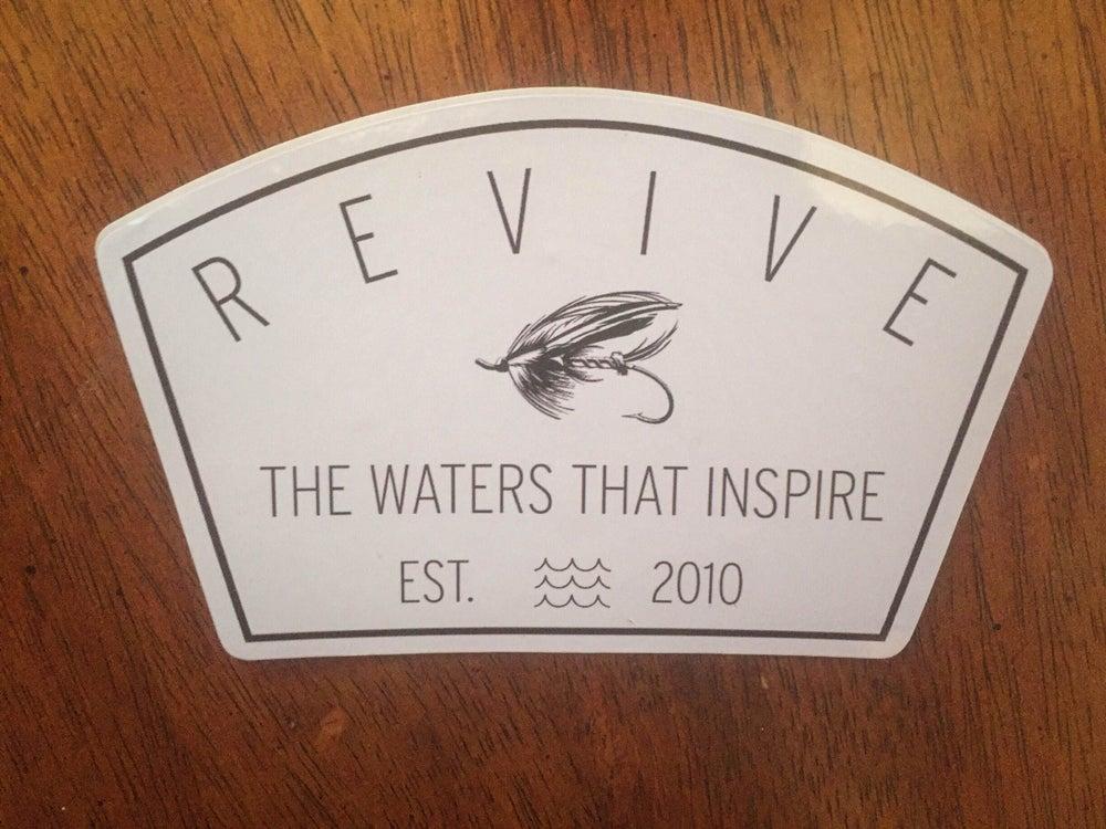 Image of Revive B&W Logo